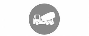 cône camion toupie