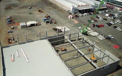 """Complexe commercial """"les terrasses de l'Anse Uaré"""" (Ducos)"""