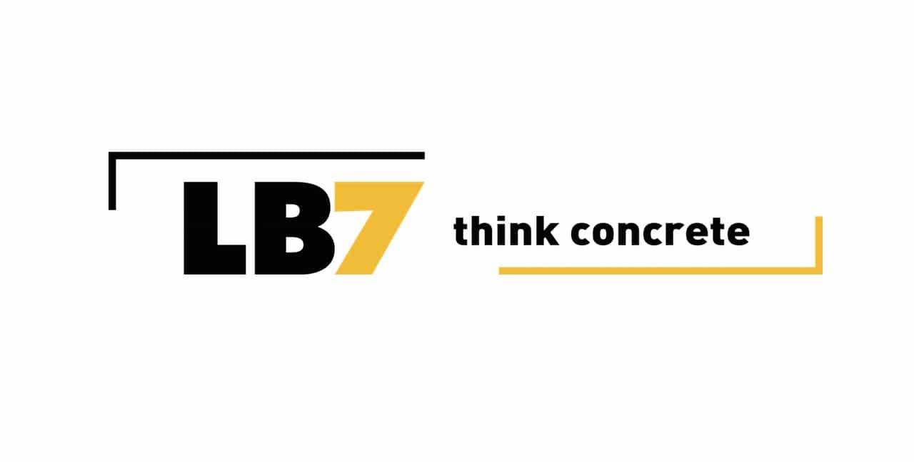 Logo LB7, partenaire NC Prefa