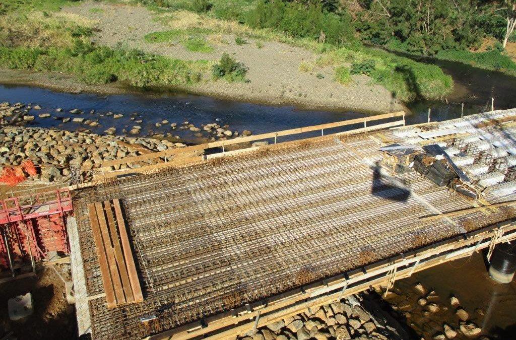 Pont de Ouéna (Kouaoua)