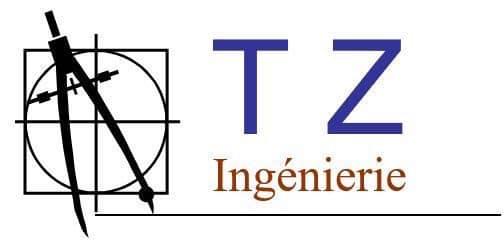 Logo TZ Ingénierie, partenaire NC Prefa