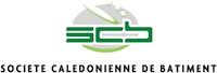 Logo SCB Société calédonienne de bâtiment