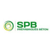 Logo SPB Préfabriqués Béton